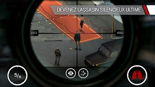 hitman sniper jeux iphone