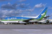 Air Florida B732 N37AF. Boeing B7372Q9 N37AF (cn. 21720), del. 30.10.1979 (air florida af album px)