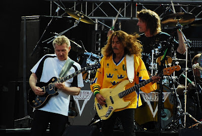 "TRIUMPH: ""Live at Sweden Rock Festival 2008"""