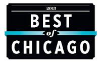 Chicago Magazine's Best Of 2013