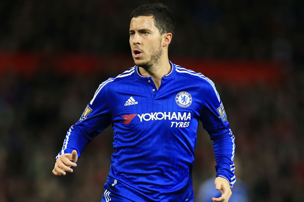 EXCLUSIVE: Man United plot incredible £65m swoop for Chelsea's Eden Hazard
