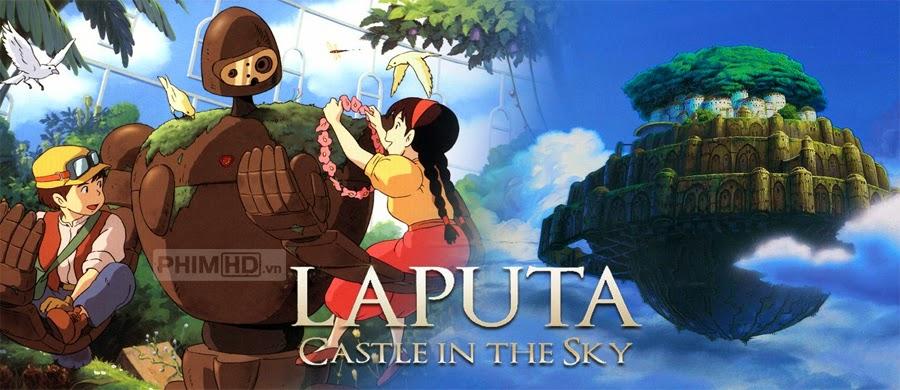 Lâu Đài Trên Mây - Castle In The Sky - 1986