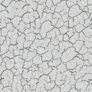 Seamless tileable ice snow cracks ground texture 1024px