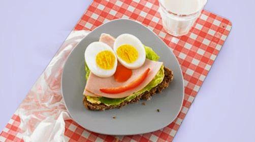 Resep Sandwich Telur Cara Membuat Makanan Spesial Untuk Sarapan dan Bekal