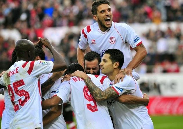 Crónica Sevilla FC 5 Vs Granada CF 1