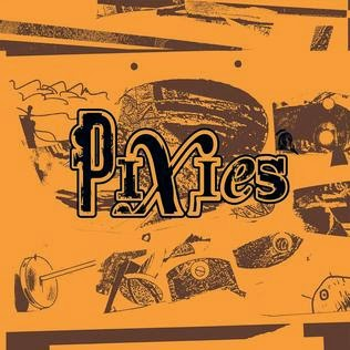 CDs in my collection: Indie Cindy by Pixies