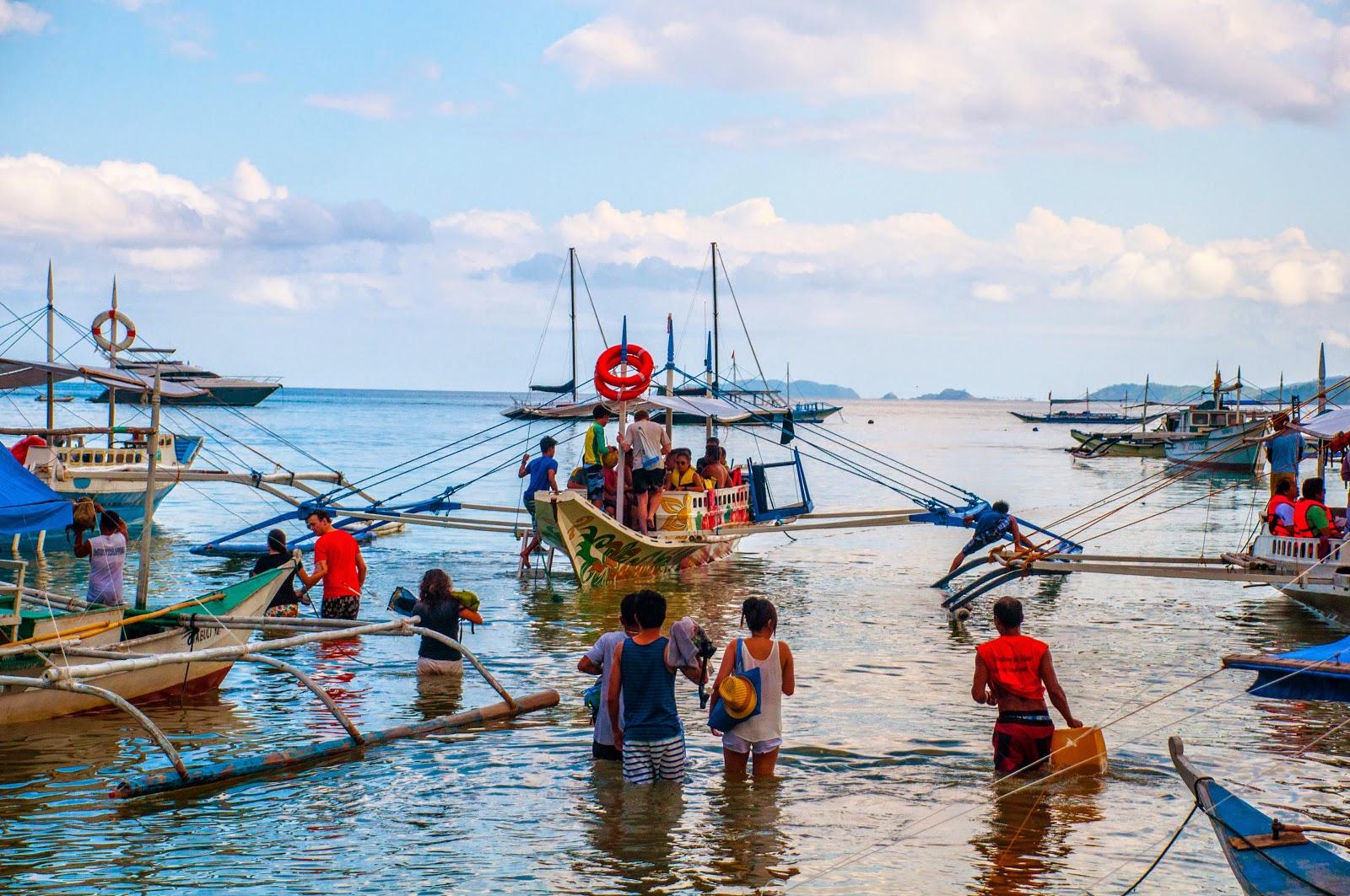 how to get to el nido palawan from cebu city