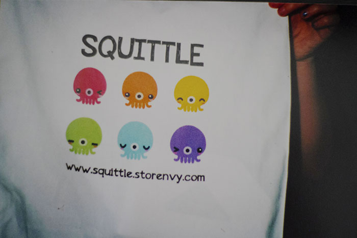 Squittle