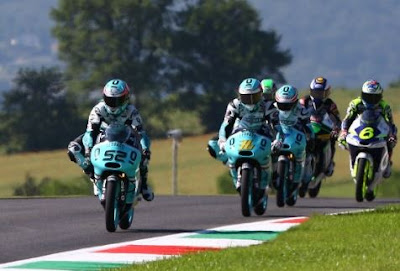 Hasil Lengkap Kualifikasi Moto3 Mugello, Italy 2015