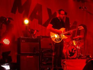 27.10.2012 Köln - Live Music Hall: Maximo Park