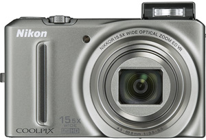 Nikon Coolpix S9050 Digital Camera