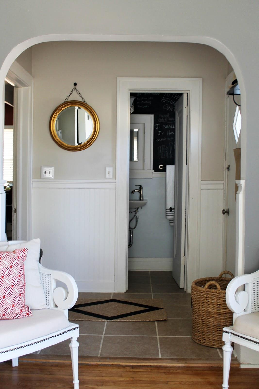 Foyer Paint Colors Behr : Hallway paint colors preferred home design