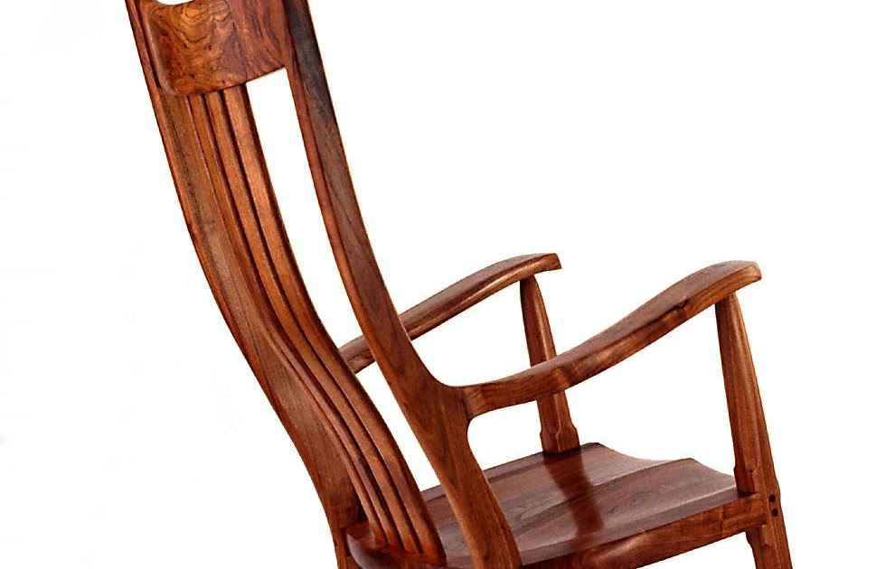 Simple Wooden Rocking Chair rocking chair woodworking plans ideas ~ home & interior design
