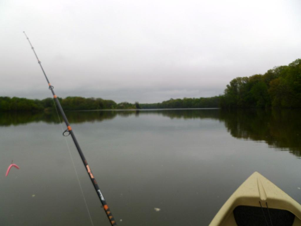 Molson bike tour no mo kayak fishing tournament no mo for Kayak fishing tournaments