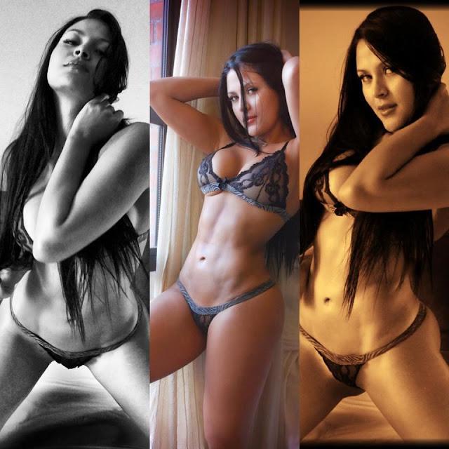 Katherine Cortes Hermosa modelo