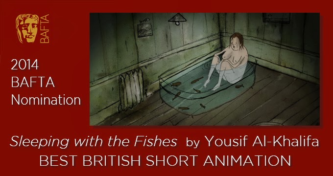 Animated film reviews frozen wins bafta award for Sleeping with the fishes