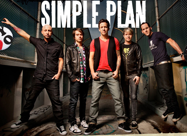 Kotak Band appointed to be the opening act Simple Plan concert in ...