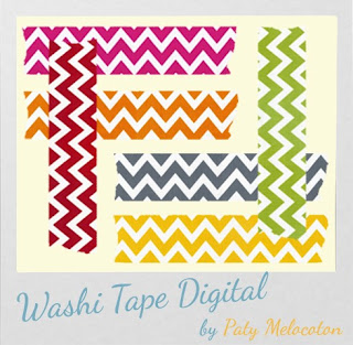 digital washi tape free