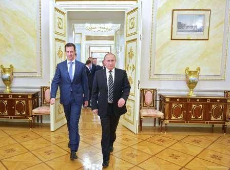 Riadh Sidaoui: De quoi ont parlé Vladimir Poutine et Bachar el-Assad?
