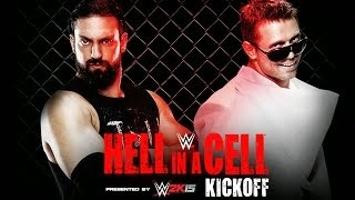 WATCH: Hell in a Cell Kickoff