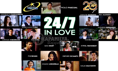 24/7 in Love - Star Magic 20th Anniversary Movie