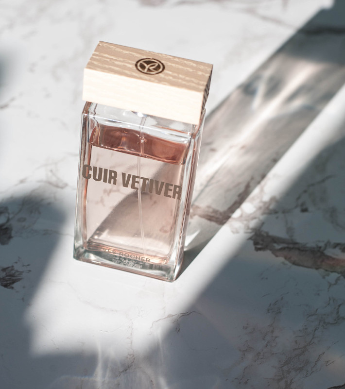 Beauty: Yves Rocher Cuir Vetiver review