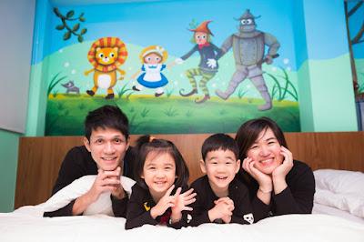 ❤1+1=4的親子生活❤ 詹姆爸×昕妮媽的小家庭
