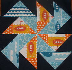 Virtual Quilting Bee – A Year of Completed Blocks