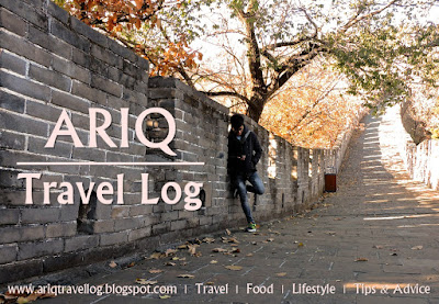 Ariq Travel Log