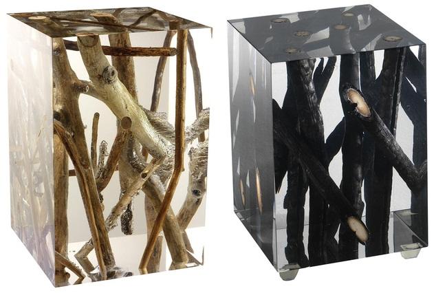 Creative Ideas For Utilizing Trees As Home Furniture Homesigner