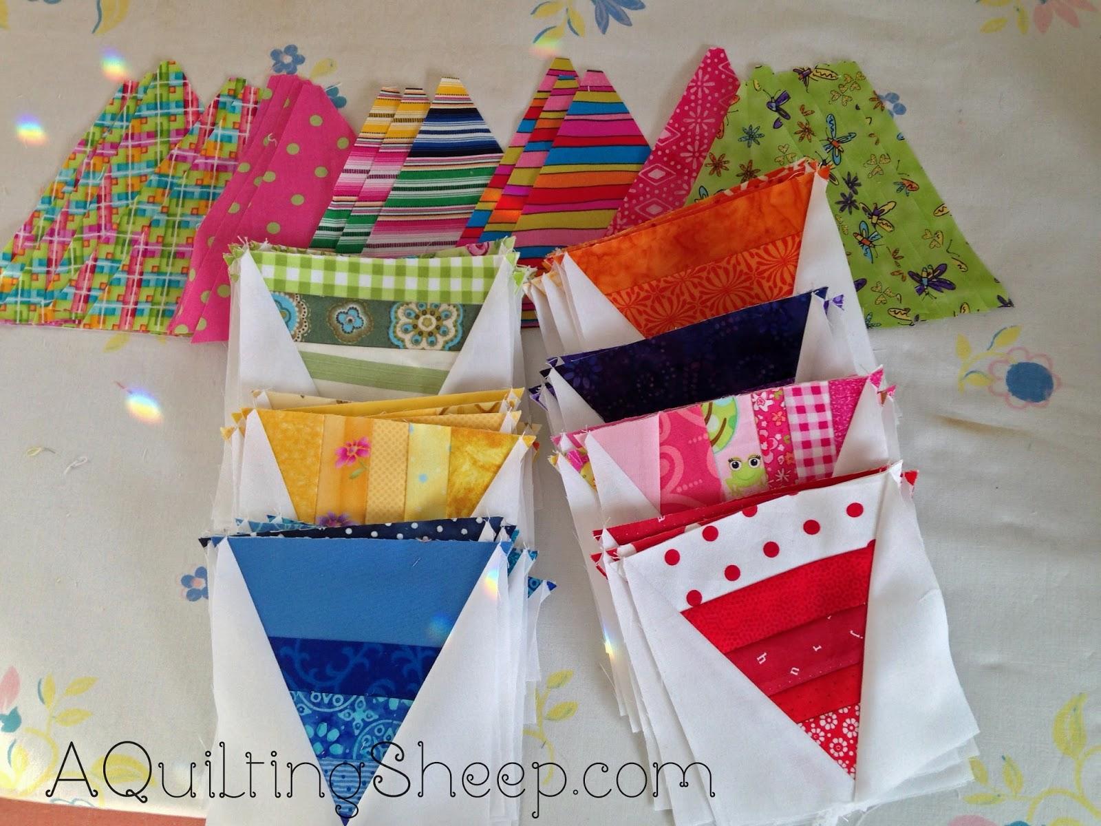 A Quilting Sheep: February 2014 : tri recs quilt patterns - Adamdwight.com