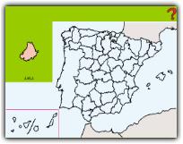 LA ORGANIZACIÓN DE ESPAÑA 4: LAS PROVINCIAS DE ESPAÑA