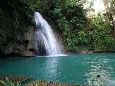 photo of Kasawan Water Falls – Cebu