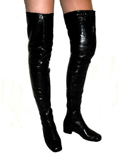wrongsizeforme the ultimate thigh high 60 s go go boots