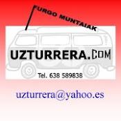 UZTURRERA FURGO MUNTAIAK