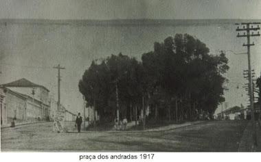 PRAÇA DOS ANDRADAS 1917