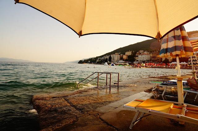 Опатия-Пляжи