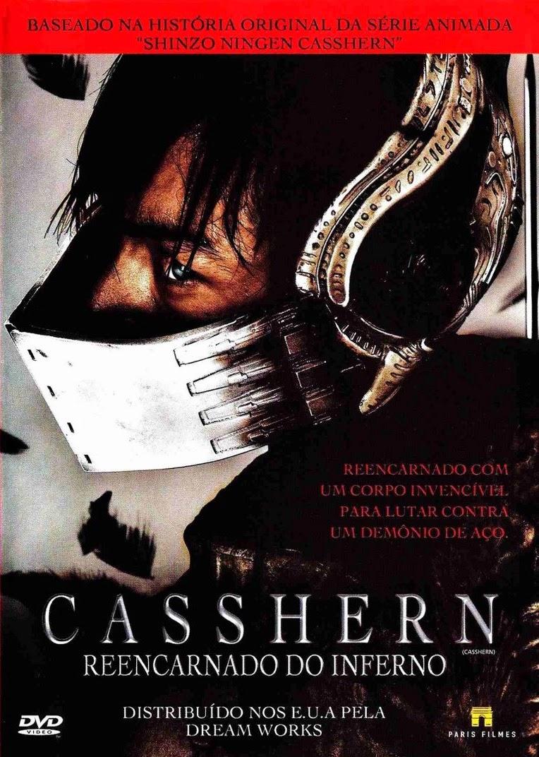 Casshern: Reencarnado do Inferno – Dublado (2004)