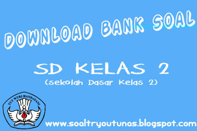 download bank soal sd kelas 1