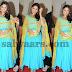Richa Gangopadhyay Sky Blue Churidar