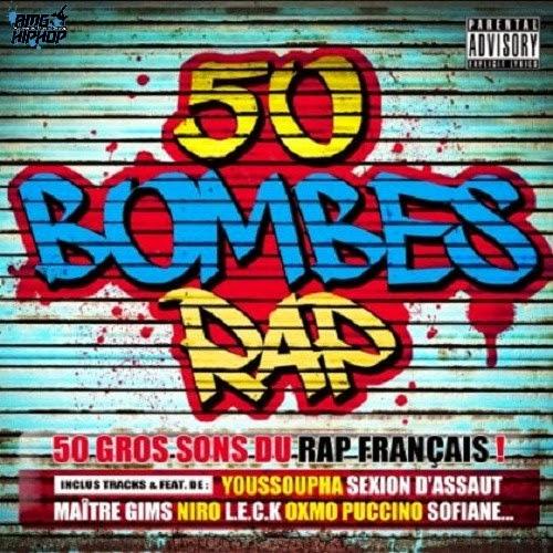 50 Bombes Rap - 2013