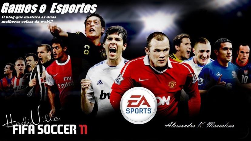 Games e Esportes