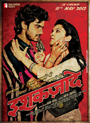 Watch Ishaqzaade 2012 Hindi Movie Online | Ishaqzaade 2012 Hindi Movie Poster