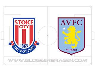 Prediksi Pertandingan Aston Villa vs Stoke City