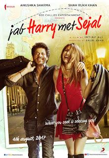 Jab Harry met Sejal 2017 Hindi Movie 200Mb hevc DVDRip
