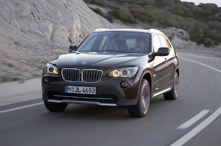 BMW X1 Review and Specifications