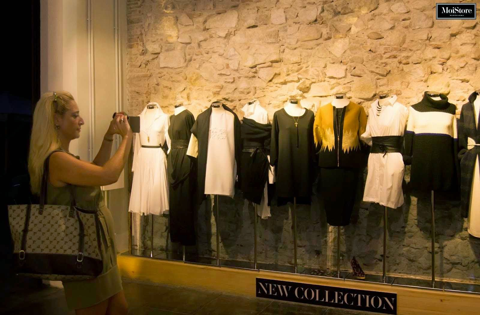 Moistore Barcelona moda en el Borne