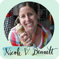 My daughter's Blog, NicoleVBennett.com