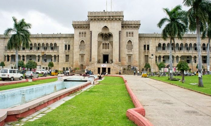 Osmania University M.Pharmacy 1st Year 2nd sem [Main & Back] & 1st Sem Supply Sep Exam Notification 2014 www.osmania.ac.in