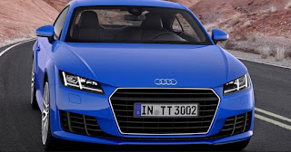 <img src='exampleurlimage' alt='New Audi TT Is a Social Roadster' title='New Audi TT Is a Social Roadster' />